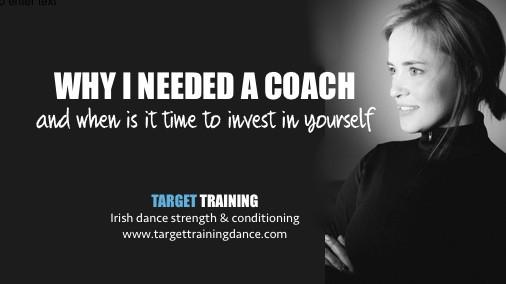 Irish dance strength and conditioning, Ellen G Waller, Irish dance mindset