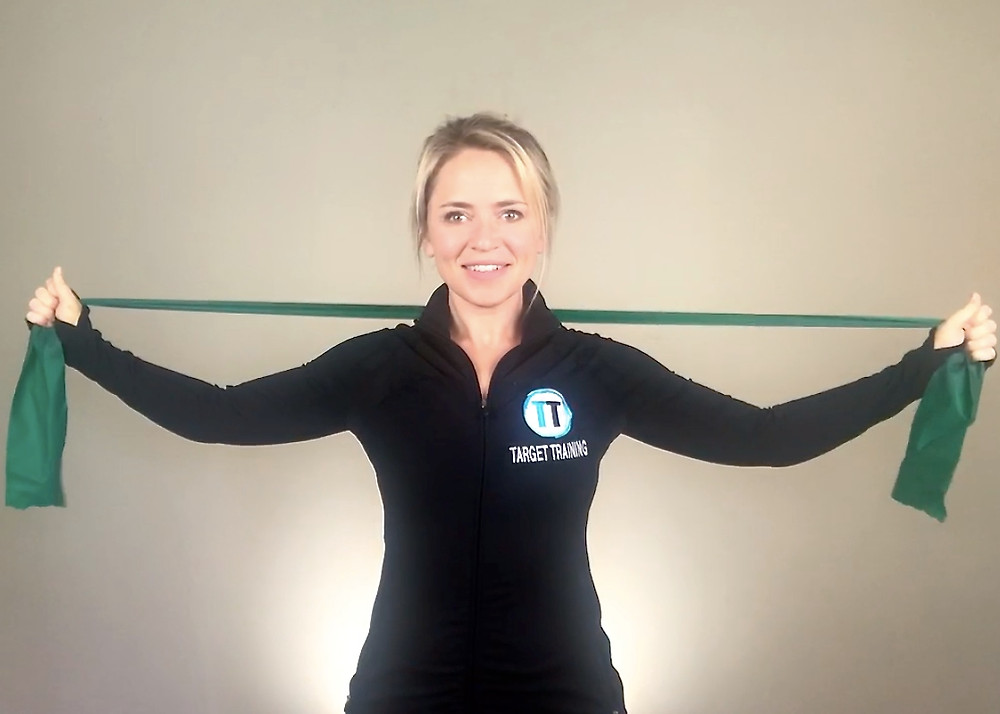 Irish dance strength and conditioning, posture exercises for Irish dancers,