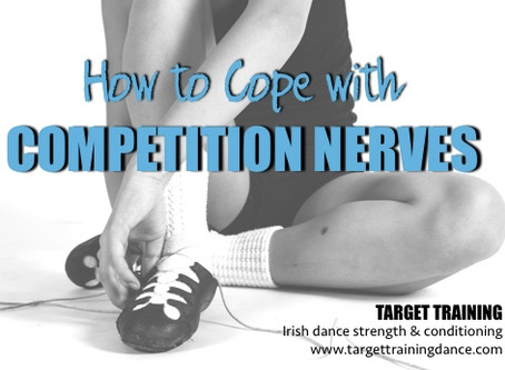 How to Cope with Competition Nerves