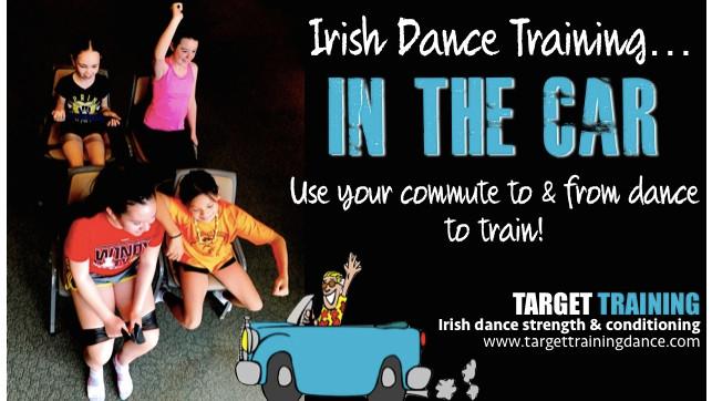 Irish dance strength and conditioning, exercises for Irish dance