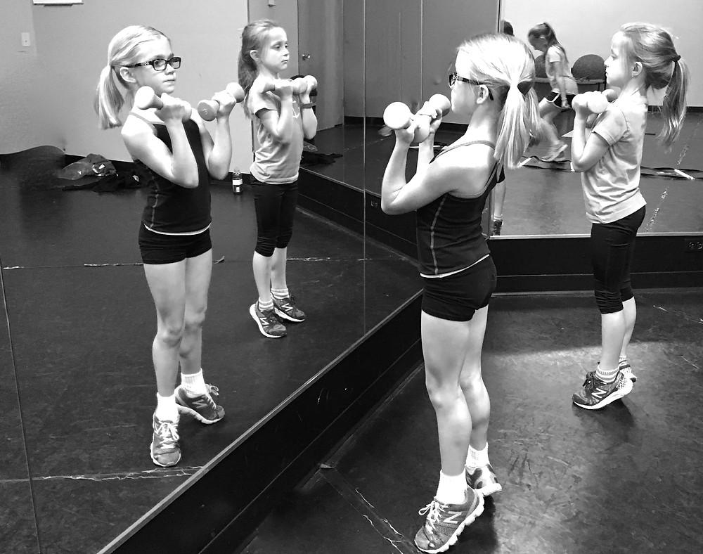 strength and conditioning for Irish dance, Irish dance training