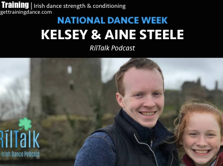 National Dance Week - RílTalk Podcast