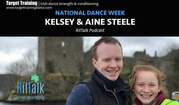 RilTalk podcast; Irish dance feature