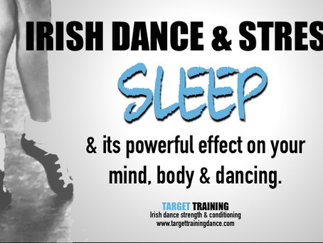 Sleep & its powerful effect on your mind, body, & dancing