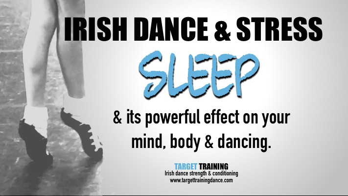 Irish dance strength and conditioning, Irish dance recovery