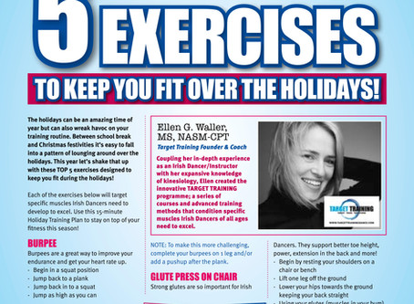 How to stay fit over the holidays