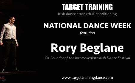 National Dance Week - Rory Beglane