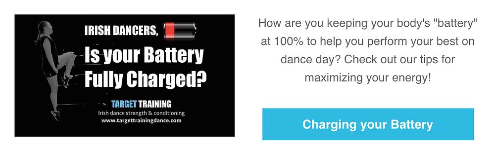 Irish dance strength and conditioning, Irish dance training, Irish dance training tips, online Irish dance training