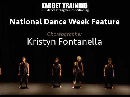 National Dance Week - Kristyn Fontanella
