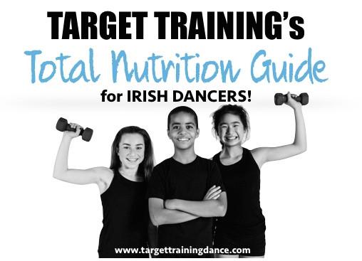 Irish dance training; Irish dance strength and conditioning; nutrition for Irish dancers