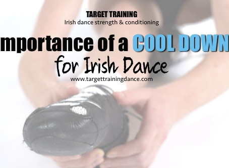 Cool Down for Irish Dance