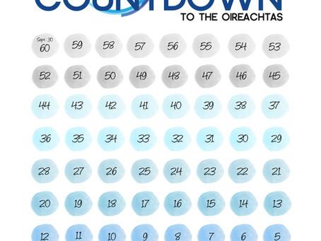 Oireachtas Countdown Calendar