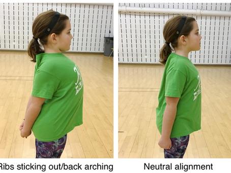 """Perfecting Irish Dance Posture: """"Shoulders Back"""""""