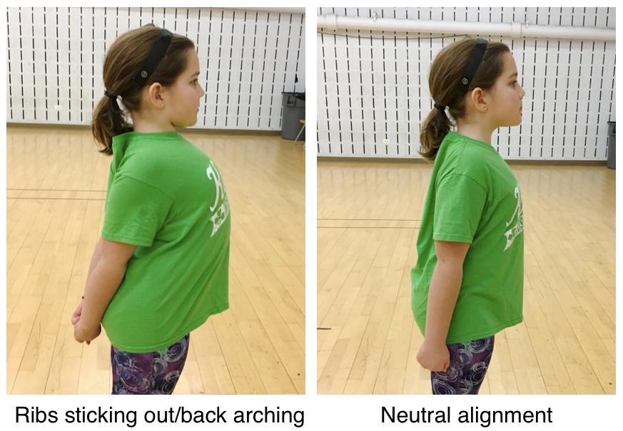 Irish dance posture, improving posture, shoulders back in Irish dance