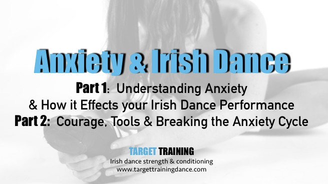 Irish dance mindset, Irish dance visualization, Irish dance training