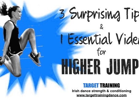 3 Surprising Tips & 1 Essential Video for Higher Jumps