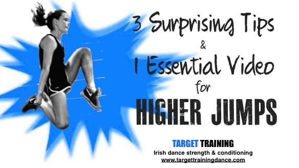 Irish dance strength and conditioning, power in Irish dance