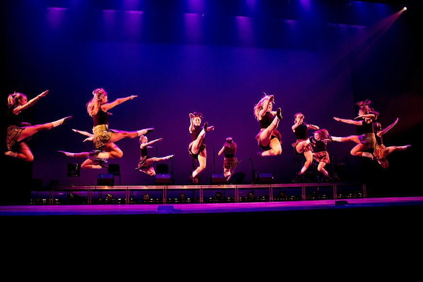 Trinity Irish Dance Company, C. Hoy Photography