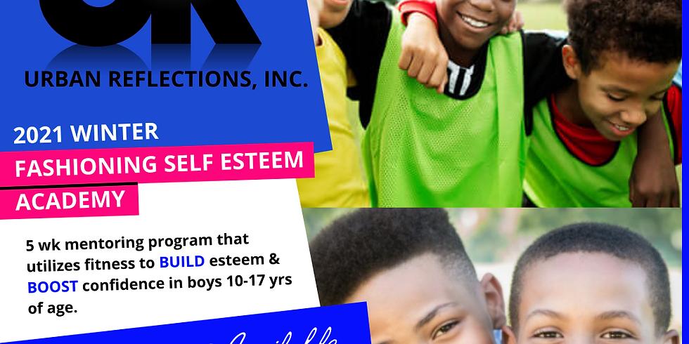 Fashioning Self-Esteem Academy (Boys)