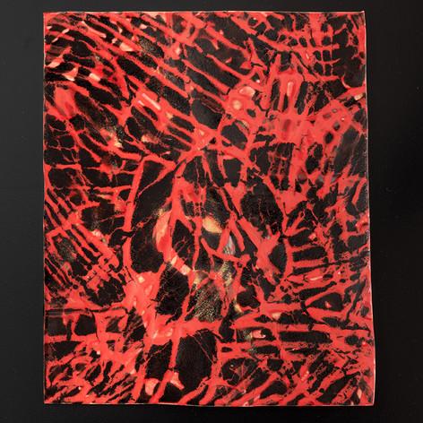 Godzilla Fragment  Fired ceramic 2014-2019