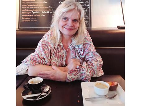 Un café avec Isabelle Nanty
