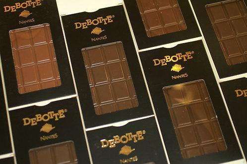 Tablette chocolat noir 85 %