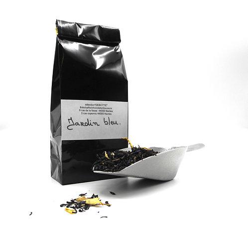 Thé noir Jardin bleu - Dammann Frères