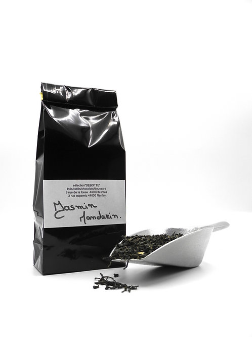 Thé vert Jasmin mandarin - Dammann frères