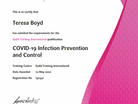 Coronavirus (COVID-19) Infection Prevention and Control.