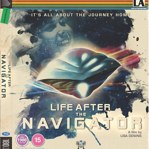 LIFE AFTER THE NAVIGATOR - BluRay (Region Free, Rated 15)
