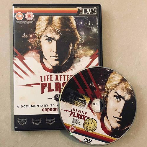 LIFE AFTER FLASH - DVD (Region Free)