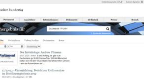 Deutscher Bundestag - Drucksache 17/12051 - 03. 01. 2013