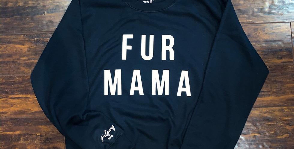 Fur Mama Crewneck