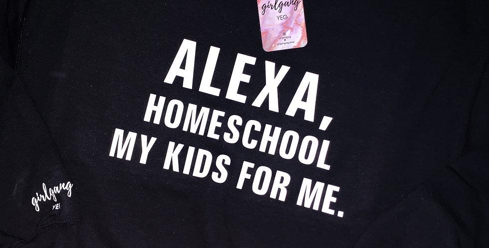 Homeschool Crewneck