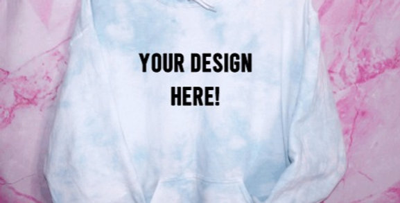 Custom In the Clouds Hoodie | 7 Colour Options