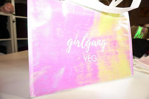 Reusable Holographic Bag