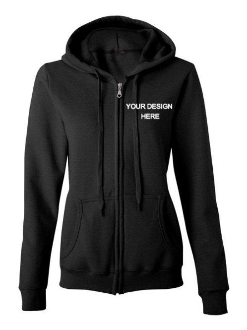 Custom Zip Up Sweater