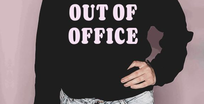 OUT OF OFFICE CREWNECK