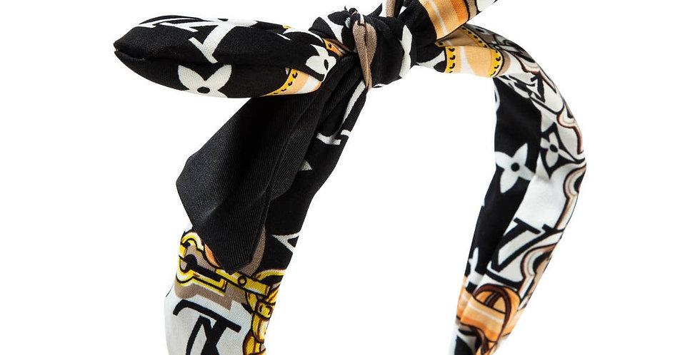 Bow Pattern Headband