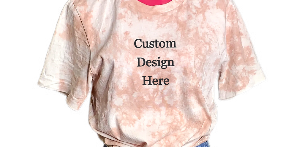 In the Clouds Custom T-Shirt | 7 Colour Options
