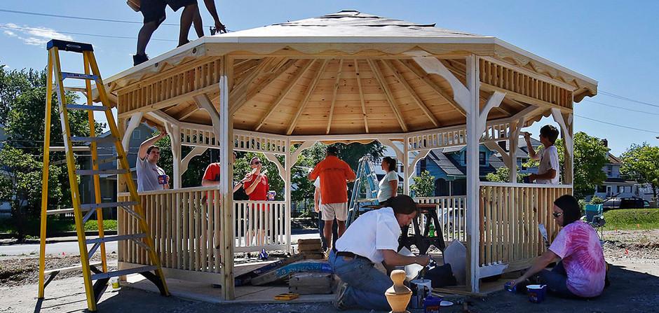 _________ Miracle Garden Pavilion – The Miracle Garden