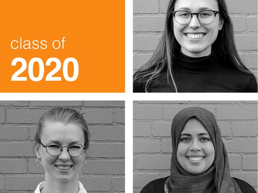 Congratulate our interns—they're graduating!