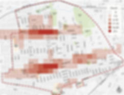 Mapping Exercise Grid Results with legen