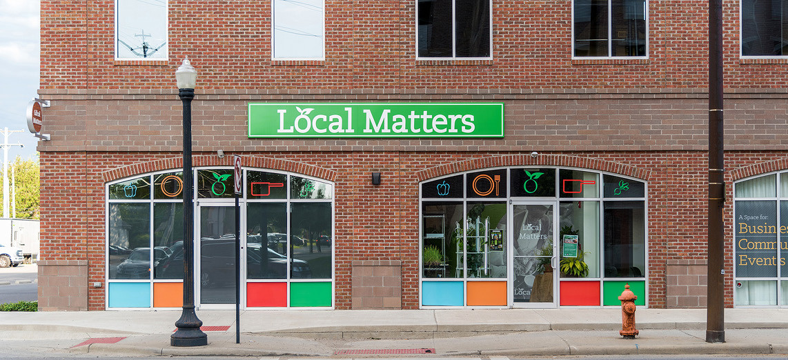 _________ Local Matters Offices – Parsons NCR