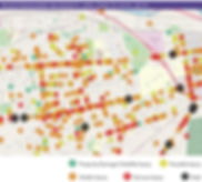 pedestrian bike incidents jan 2008 to au
