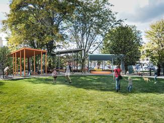Italian Village Pavilion Competition