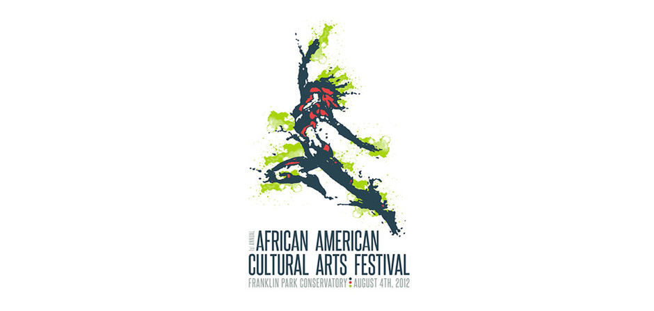 _________ African American Cultural Arts Festival Poster