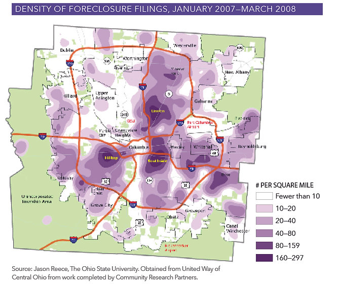 Density-of-Foreclosure-Filings-Jan-2007-