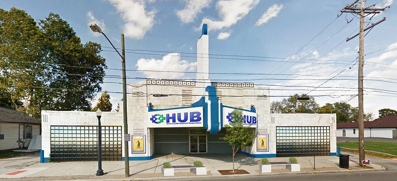 __________ The Hub Community Development Corporation