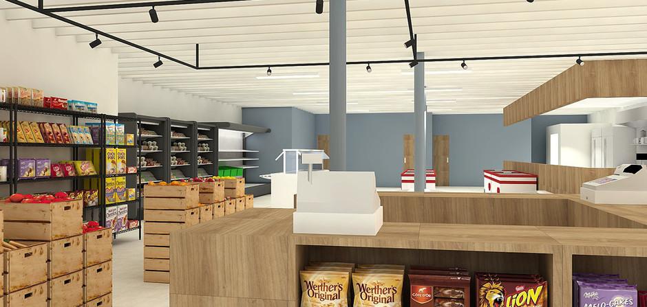 ________ Cleveland Avenue Market Concept